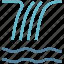 lake, moisture, nautical, river, sea, tide, water, water waves, waves