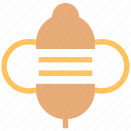 component, electrical, electrical resistance, electronic resistor, resistor icon