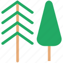 eco tree, ecology, evergreen, fir, fir tree, forest, nature tree, spruce, tree icon