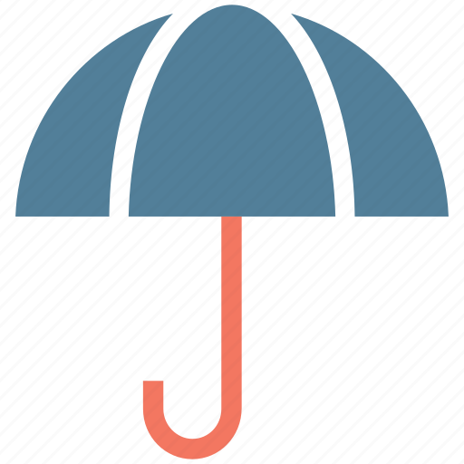 parasol, rain safety, shade umbrella, umbrella icon