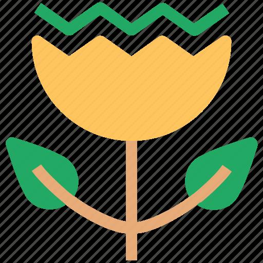 botanic, cultivated, eco, ecology, flower, leaf, nature, plant icon