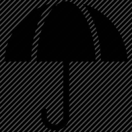 parasol, rain safety, shade umbrella, umbrella icon