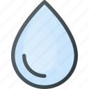 drop, water icon