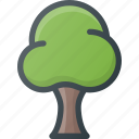 forest, park, tree, wood icon
