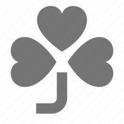 clover, nature icon