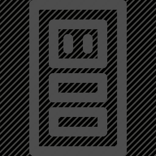 electric, energy, plug, power, voltage icon
