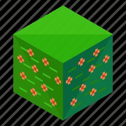 bush, ecology, element, elements, floral, nature, square icon