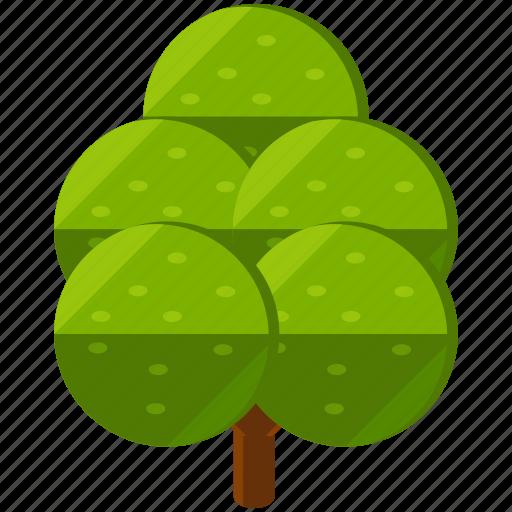 eco, ecology, elements, nature, park, tree icon