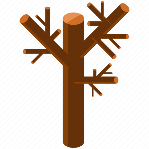 ecology, elements, environment, leafless, nature, tree icon