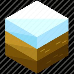 ecology, elements, nature, snow, terrain icon