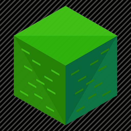 bush, eco, ecology, elements, nature, square icon