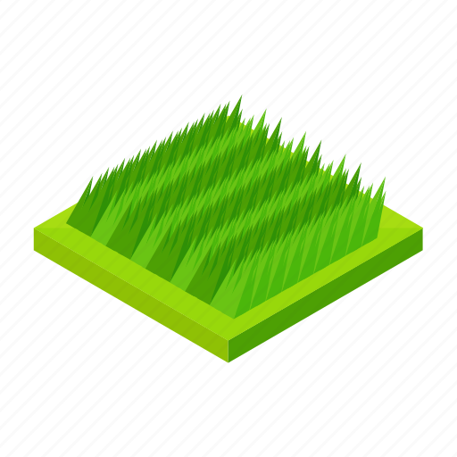 eco, ecology, elements, grass, nature, unmowed icon