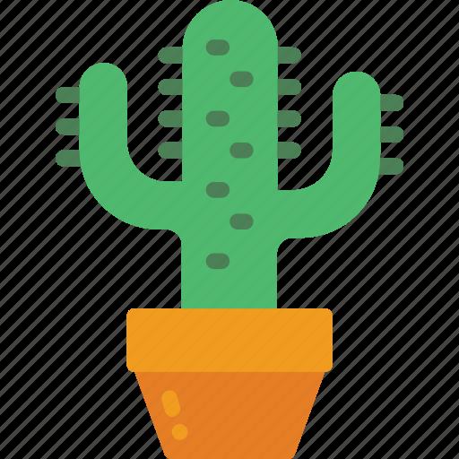 cactus, nature, summer icon