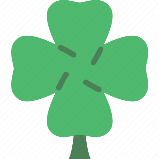 clover, leaf, nature, summer icon