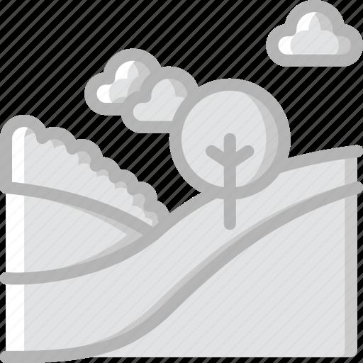 Summer, landscape, nature icon - Download on Iconfinder