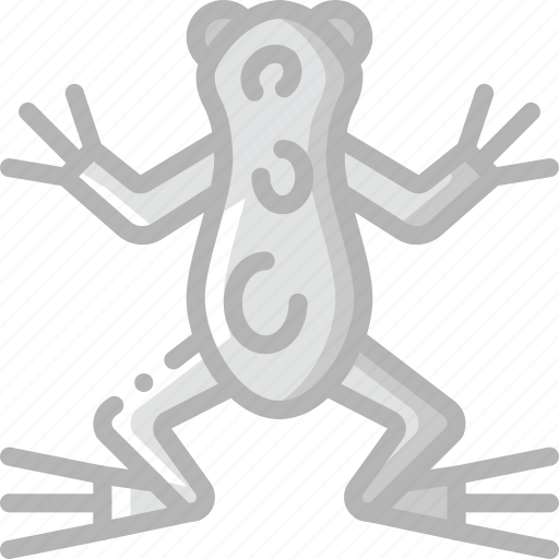 frog, nature, summer icon