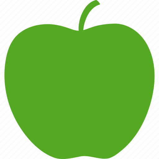 apple, food, fresh, fruit, green, natural, organic icon