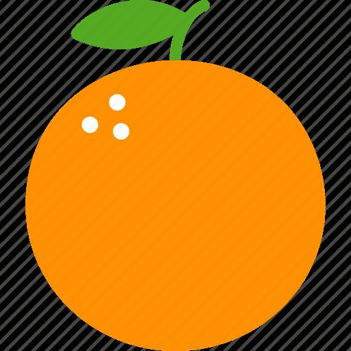 citrus, food, fresh, fruit, natural, orange, organic icon