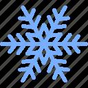 snowflake, snow, cold, freezing, freeze, winter, flake