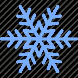 cold, flake, freeze, freezing, snow, snowflake, winter icon