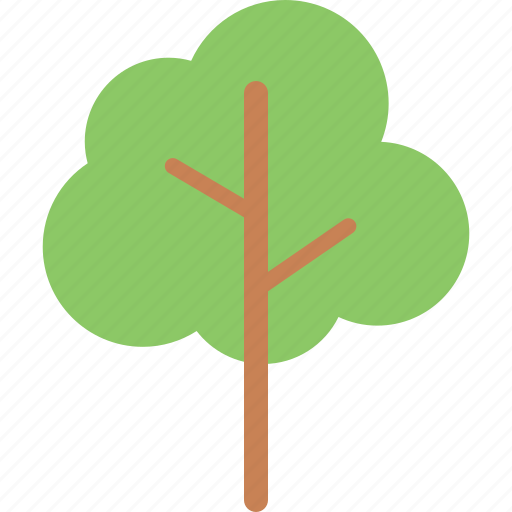 botany, branches, green, nature, plant, timber, tree icon
