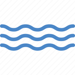 flow, ocean, sea, tide, water, wave, waves icon