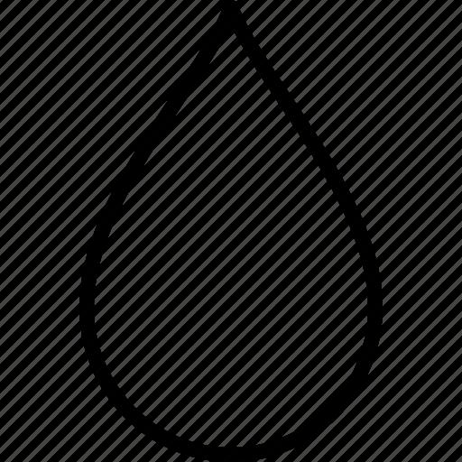 dew, drop, droplet, oil, rain, raindrop, water icon