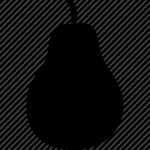 food, fruit, organic, pear, pears, pyrus icon