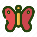 butterfly, ecology, fly, insect, nature icon
