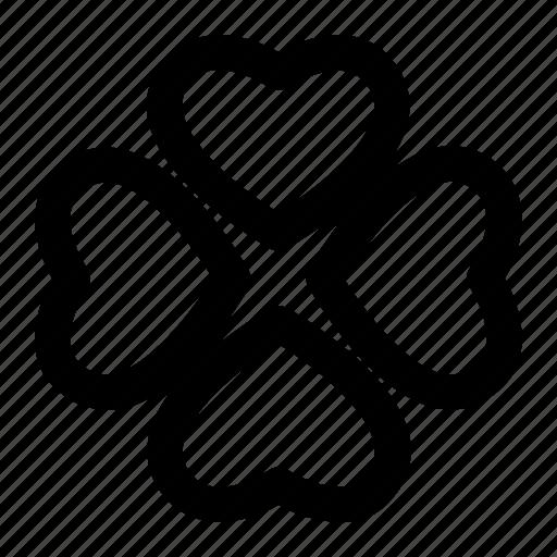 clover, green, leaf, luck, shamrock icon