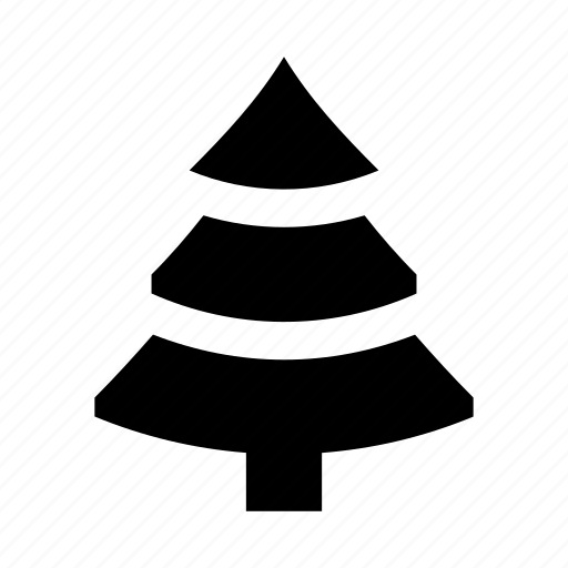 christmas, forest, nature, pine, tree, wood, xmas icon