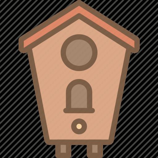 bird, house, nature, summer icon