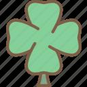 clover, leaf, nature, summer