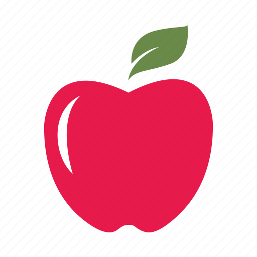 apple, class, delicious, fresh, fruit, learn, nature icon