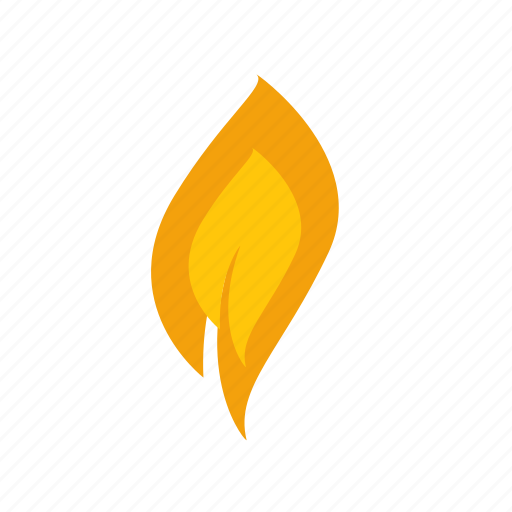 candle, danger, fire, flame, heat, hot, spark icon
