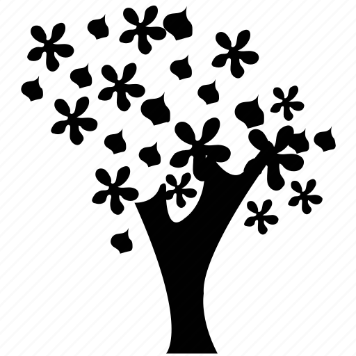 dogwood, ecology, generic tree, nature, tree icon