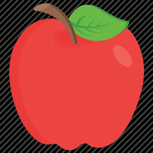 apple, diet, fibre fruit, food, fruit icon