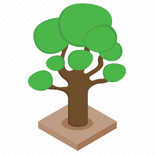 forest, fruit tree, nature, plant, tree icon