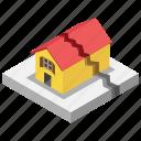 accident, aftershock, earthquake, home destruction, natural disaster