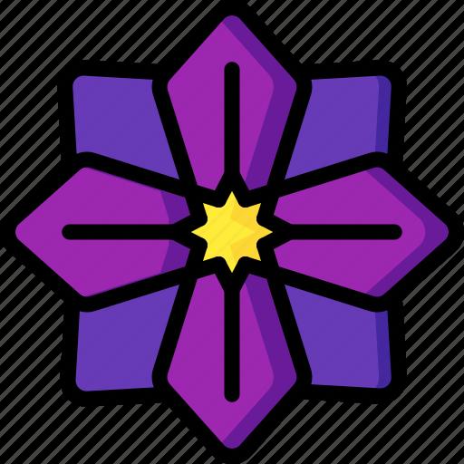 flower, nature, summer icon