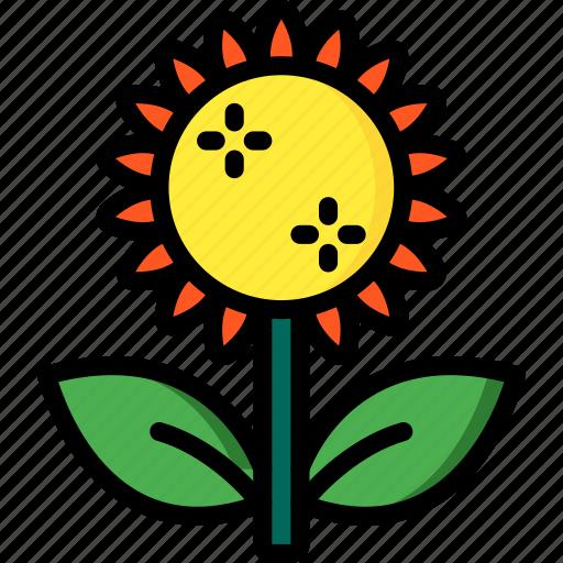 Flower, nature, summer icon - Download on Iconfinder