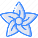 flower, nature, summer icon