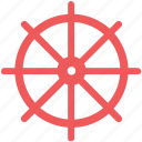 boat, marine, nautical, ship, steering, control, helm