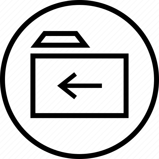 file, folder, navigation, save icon