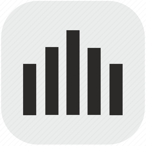 chart, data, histogram, max, maximum, rating, top icon
