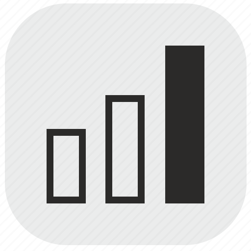 chart, data, economic, rating, top icon