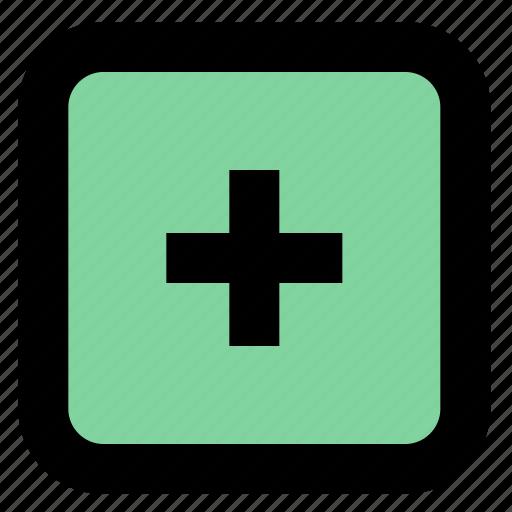 add, import, navigation, toolbar icon