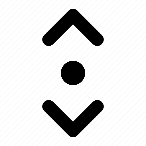 move, vertical icon