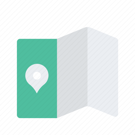 Location, map, navigate, navigation, pin, pointer icon - Download on Iconfinder