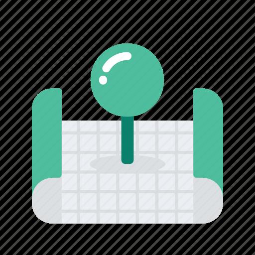 location, map, navigate, navigation, pin icon